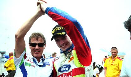 WRC: Jari-Matti Latvala vence Rali da Itália
