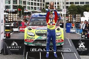 WRC: Jari-Matti Latvala vence na Nova Zelândia