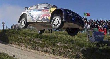 WRC: Jari-Matti Latvala vence Rally de Portugal