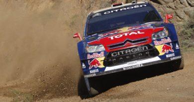 WRC: Sébastien Loeb vence pela 50ª vez