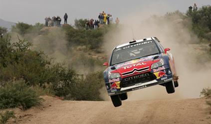 WRC: Na Argentina, Sébastien Loeb vence a quinta no ano