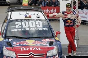 WRC: Sébastien Loeb é campeão mundial pela sexta vez consecutiva