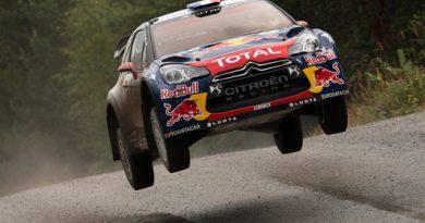 WRC: Sébastien Loeb vence na Finlândia