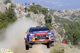 WRC: Loeb lidera o Mundial após cinco etapas