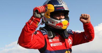 WRC: Sébastien Loeb é pentacampeão mundial