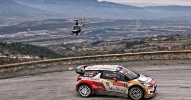 WRC: Sébastien Loeb vence Rally de MonteCarlo
