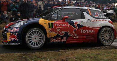 WRC: Sébastien Loeb vence Rally de Monte Carlo
