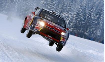 WRC: Na Noruega, Sébastien Loeb vence de novo
