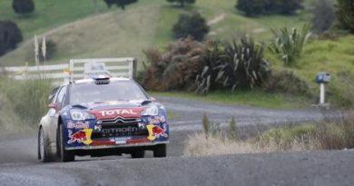 WRC: Sebastien Loeb vence na Nova Zelândia