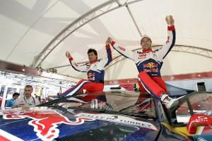 WRC: Sébastien Loeb vence Rally da Turquia