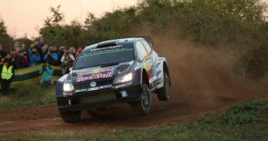 WRC: Andreas Mikkelsen vence pela primeira vez