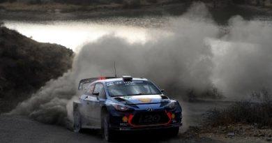WRC: Thierry Neuville vence na Argentina com 0s7 de vantagem