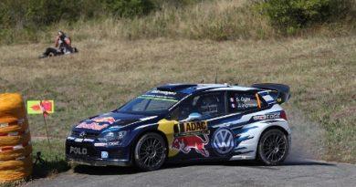 WRC: Sébastien Ogier vence Rally da Alemanha