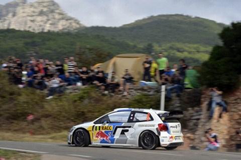 WRC: Sébastien Ogier vence na Espanha