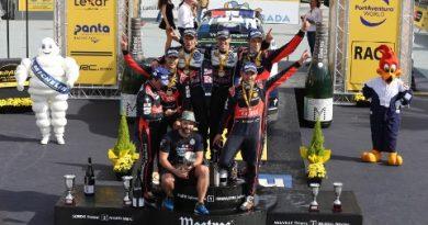 WRC: Sébastien Ogier vence Rally da Espanha e conquista o tetracampeonato