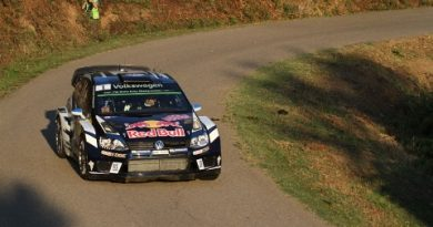 WRC: Sébastien Ogier vence Rally da França