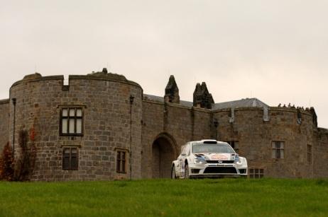 WRC: Sébastien Ogier vence na Grã-Bretanha