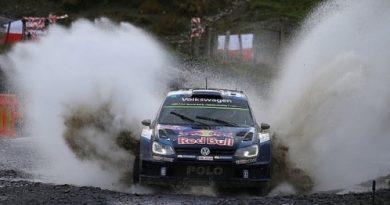 WRC: Sébastien Ogier vence Rally da Grã-Bretanha