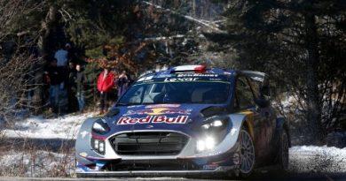 WRC: Sébastien Ogier vence Rally de Monte Carlo
