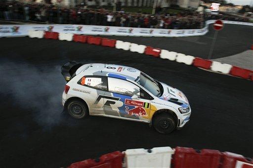 WRC: Sébastien Ogier vence no México