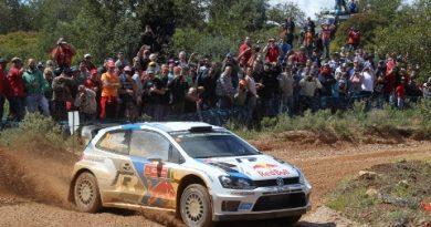 WRC: Sébastien Ogier vence Rally de Portugal
