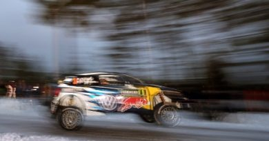 WRC: Sébastien Ogier vence Rally da Suécia