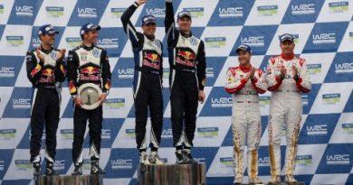 WRC: Jari-Matti Latvala vence Rally da Finlândia
