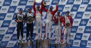WRC: Kris Meeke vence Rally da Finlândia