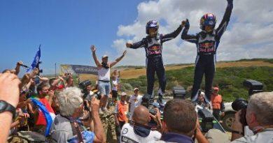 WRC: Sébastien Ogier vence Rally da Itália