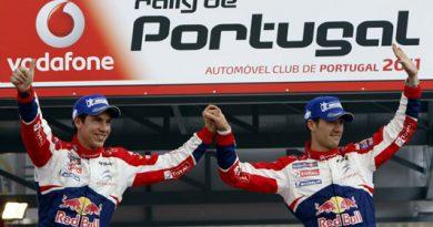 WRC: Sébastien Ogier vence em Portugal