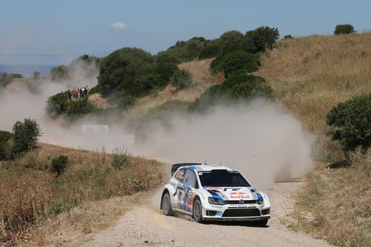 WRC: Sébastien Ogier vence na Itália