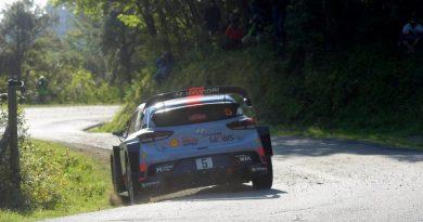 WRC: Thierry Neuville vence Rally da França