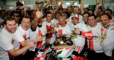 WSBK: Max Biaggi é o primeiro italiano campeão da categoria