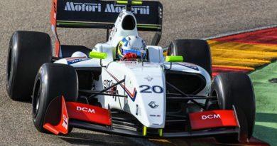 F-Renault 3.5: Bruno Bonifacio estreia na tradicional categoria de acesso à F1 neste fim de semana