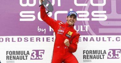 World Series by Renault: Jules Bianchi assume liderança do campeonato