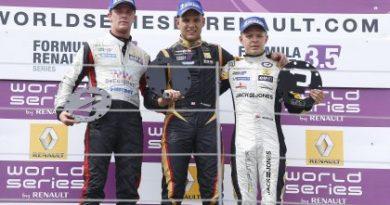 World Series by Renault: Marco Sorensen vence as duas provas na Áustria