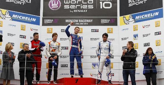 World Series by Renault: Sergey Sirotkin e Roberto Merhi vencem na Rússia