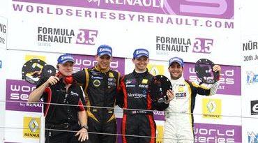 World Series by Renault: Jules Bianchi e Nick Yelloly vencem em Nurburgring