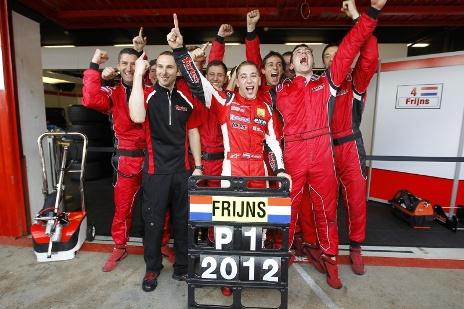 World Series by Renault: Robin Frijns é o Campeão de 2012