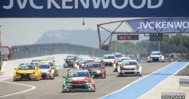 WTCC: Citroën vence as duas provas em Paul Ricard