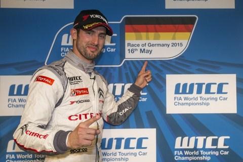 WTCC: José María López marca a pole em Nurburgring