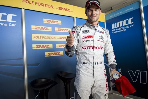 WTCC: Sébastien Loeb marca a pole em Paul Ricard