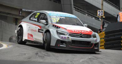 WTCC: José María López marca a pole em Macau