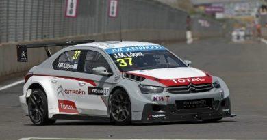 WTCC: José María López marca a pole no Marrocos