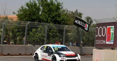 WTCC: José María López marca a pole em Marrakesh