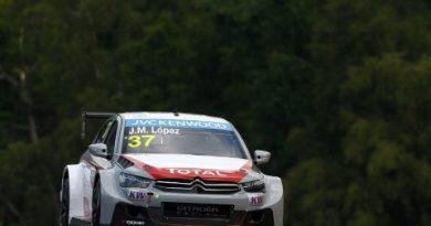 WTCC: Citroën vence as duas provas em Spa-Francorchamps