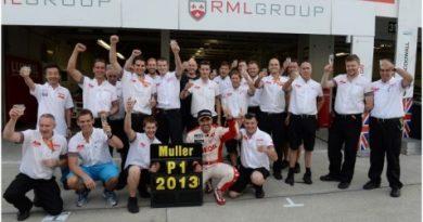 WTCC: Yvan Muller conquista o quarto campeonato