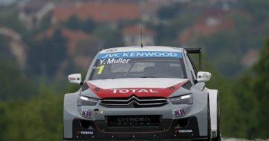 WTCC: Yvan Muller marca a pole na Hungria