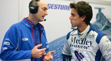 GP2 Series: Xandinho testa pela equipe bicampeã de 2005/2006
