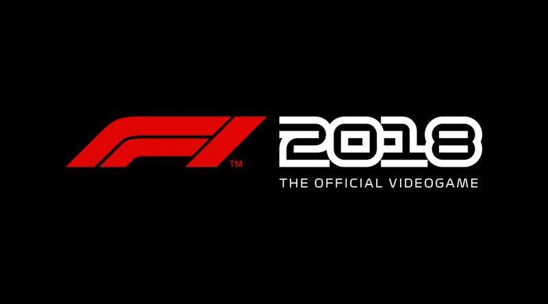 Jogos: F1 2018 é anunciado oficialmente pela Codemasters